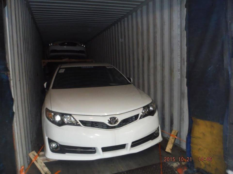 Car shipping BR EXPORT USA