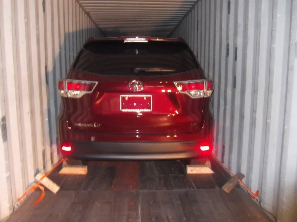 Car shipping BR EXPORT USA